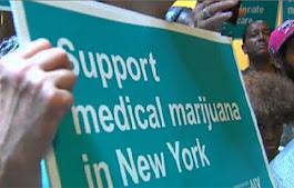 Supporter of Medicinal Marijuana