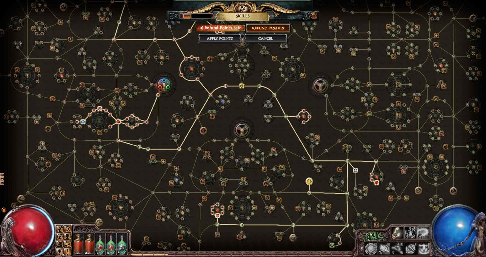 Handed Marauder Build Path Of Exile