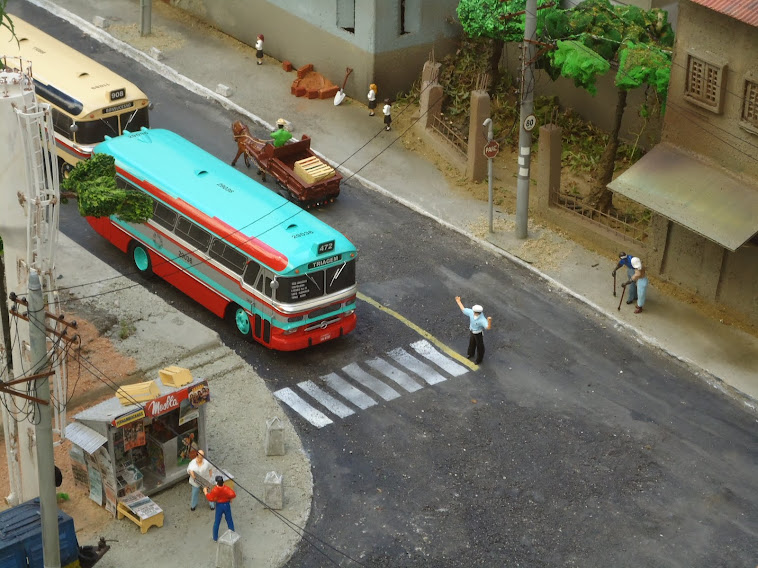 Miniatura do ônibus Cermava 2ª ediçao 2012