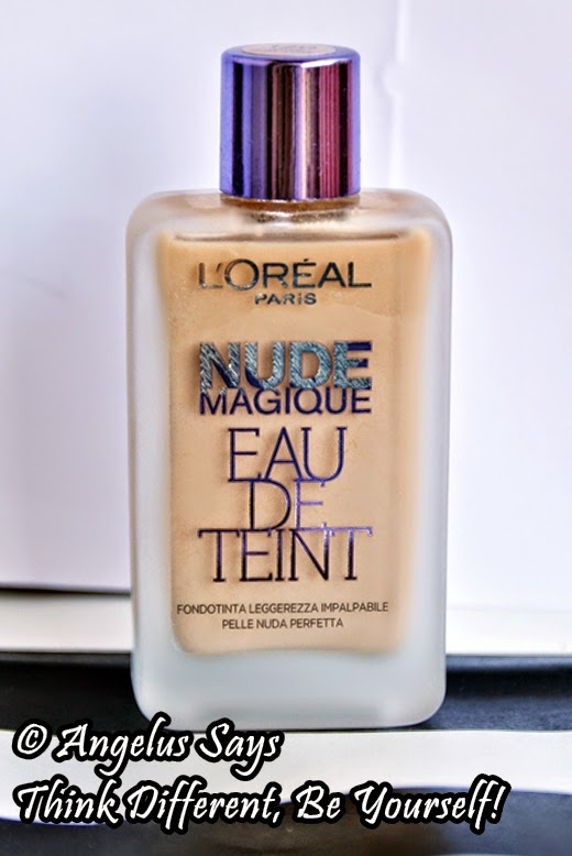 LOREAL NUDE MAGIQUE EAU DE TEINT 170 NATUREL 20ML