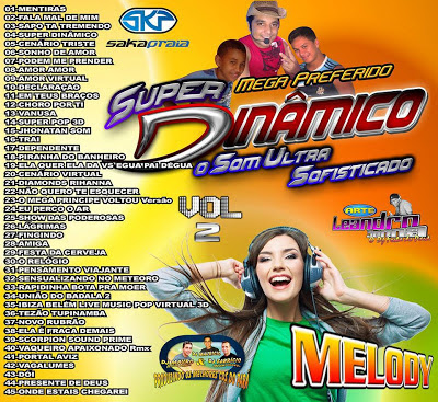SUPER DINAMICO - CD VOL 02