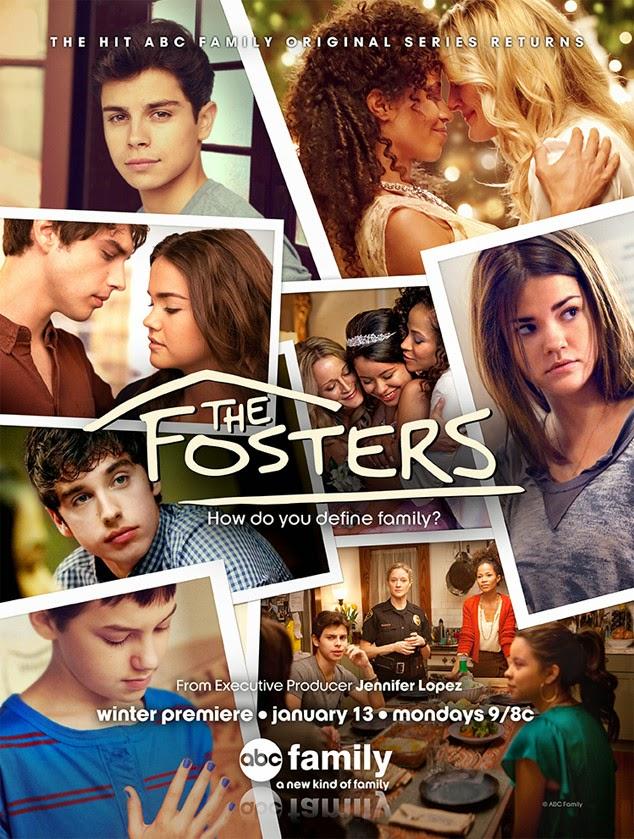 The Fosters (2013) Temporada 2 audio espa�ol