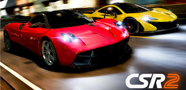 Free Download CSR Racing 2 v1.2.0 APK