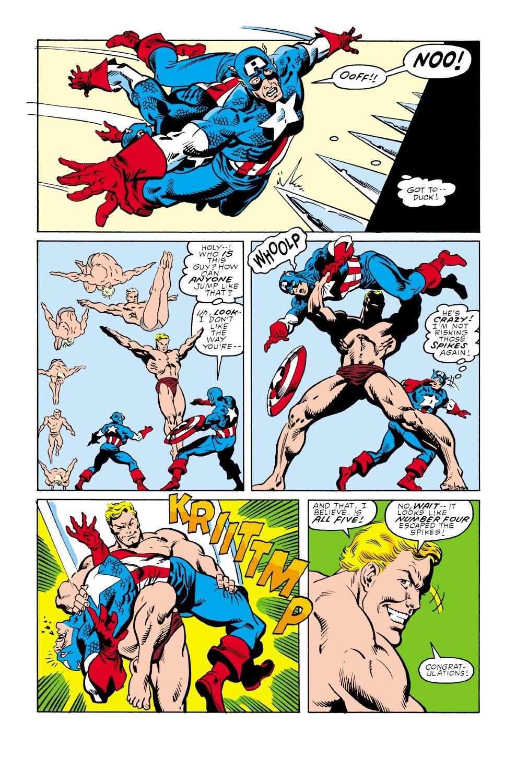Captain America (1968) Issue #350 #282 - English 5