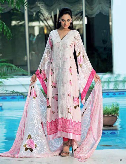 G84ulAhmadwwwourladiescollectioncom - Gul Ahmed Cambric Winter Collection 2012-13 -