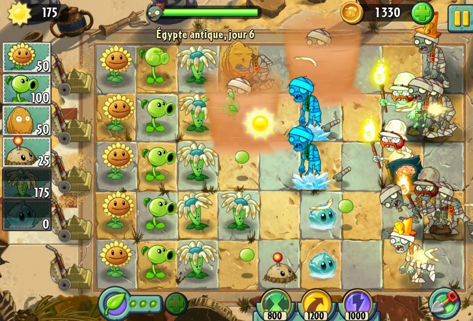 Jeux de plantes vs zombies 2 gratuit for Plante vs zombie 2