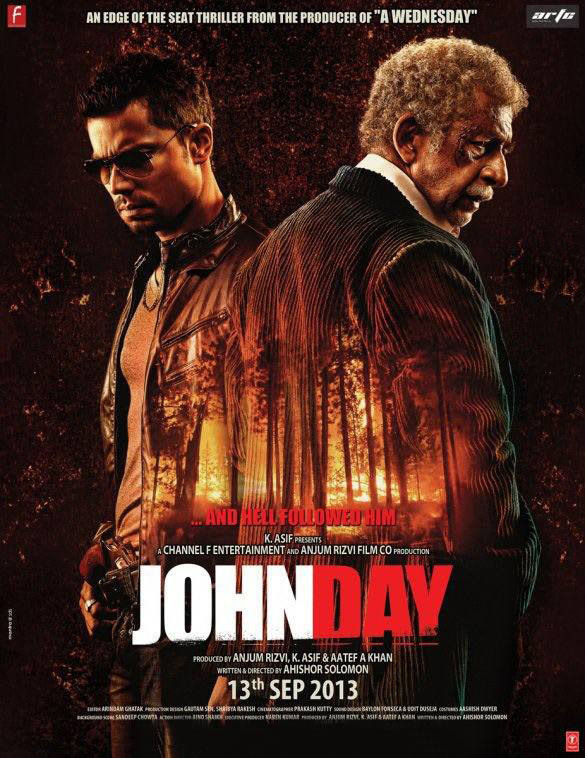 Watch John Day (2013) Hindi Full Movie DVDRip,Web Rip Watch Online For Free Download