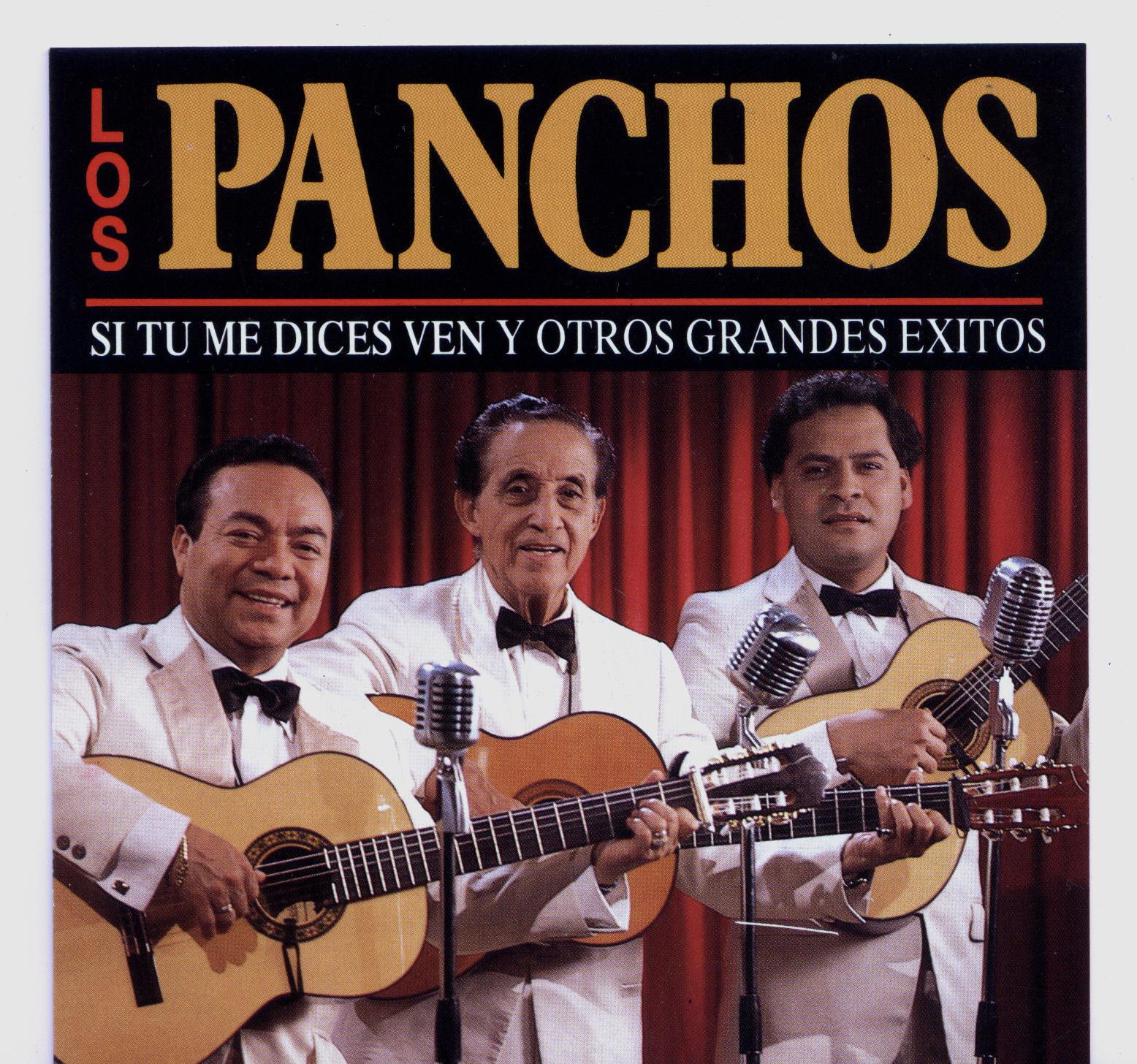 Trio Los Panchos* El Trio Los Panchos - Trio Los Panchos Y Sus Canciones Favoritas