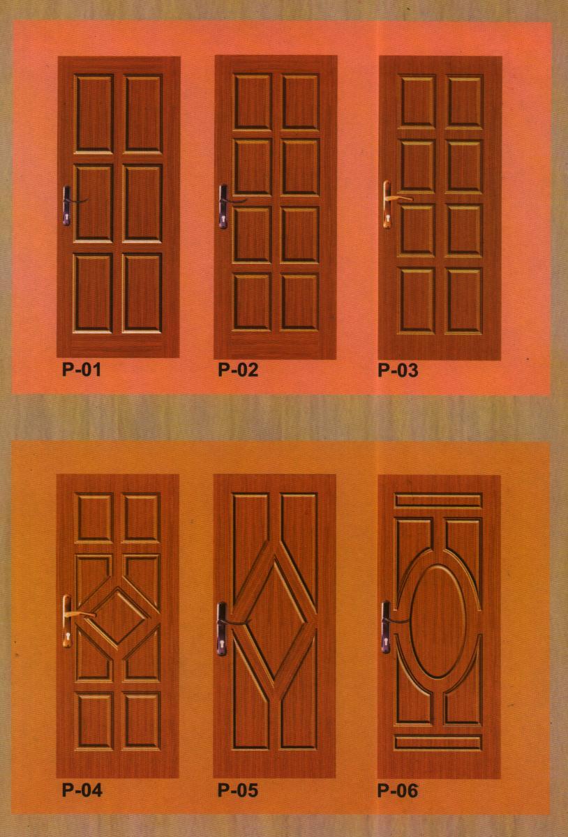 Beberapa Contoh Pintu Jati :