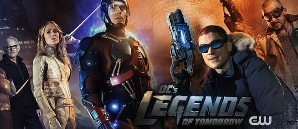 DC´s Legends Of Tomorrow Online Latino