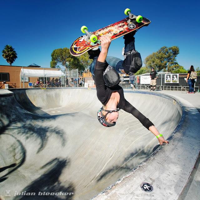 Julz Lynn Best Skater girls of 2012