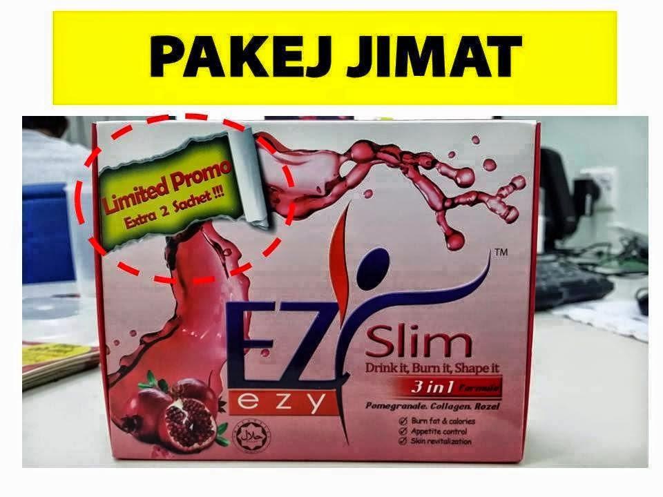 Cik Bebeq Beauty Shop : EZY SLIM 3 in 1 FORMULA : COD ...