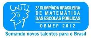 BANCO DE QUESTÕES DA OBMEP 2012