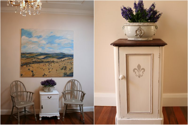 French style painted furniture sydney