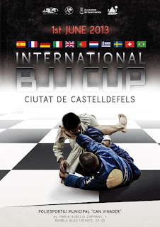 "1er International BJJ Cup ""Ciutat de Castelldefels"""