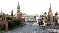 Kremlin and St. Basil's