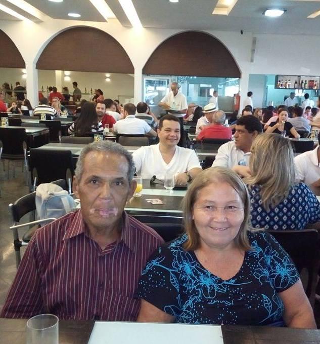 Ev. Luis Sousa e Missionária Maria de Jesus
