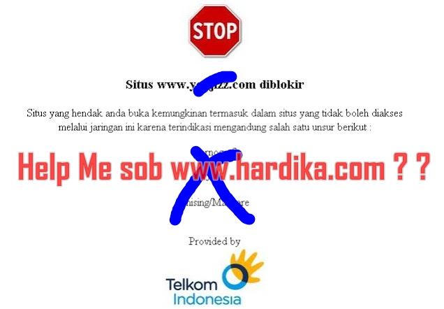 ... Cara Menggunakan DNS Jumper untuk Membuka Situs yang Diblokir yang