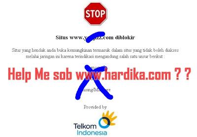 Cara Memakai DNS Jumper Membuka Situs Yang Diblokir Nawala Terbaru Hardika.com