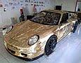 Самодельный автомобиль Porshe