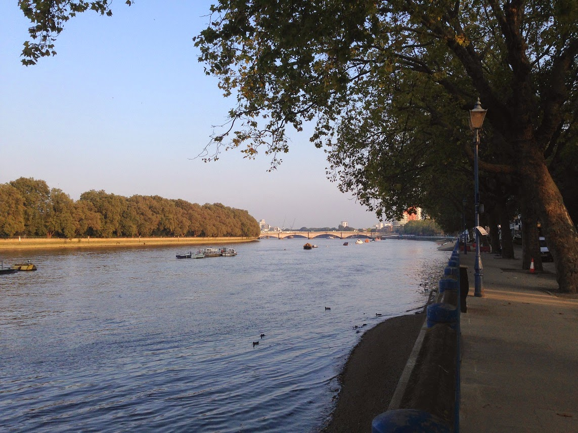 River Thames, Putney, London SW15