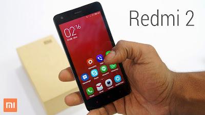Harga Spesifikasi Xiaomi Redmi 2