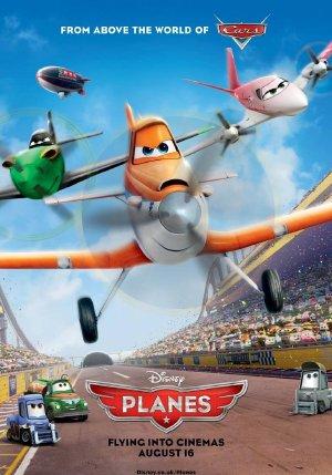Thế Giới Máy Bay - Planes (2013) Vietsub