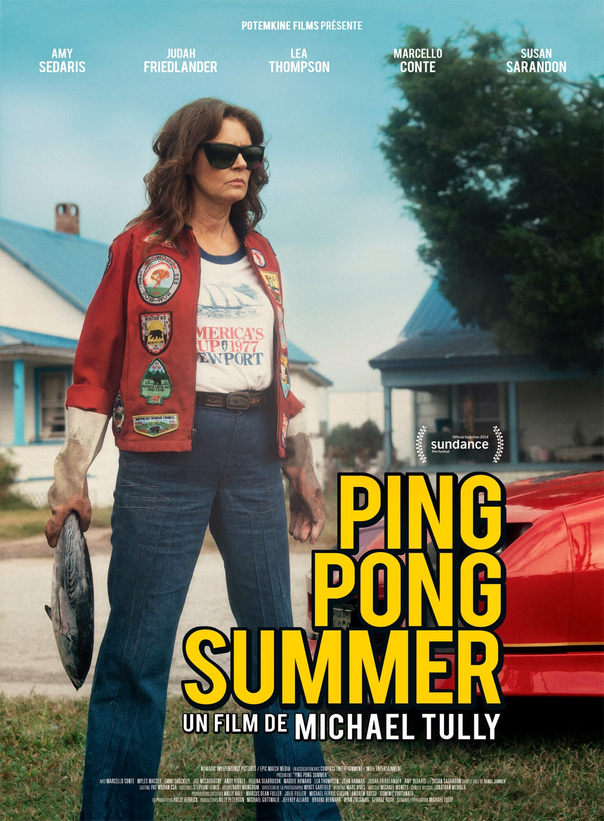 Ping Pong Summer Teaser Trailer