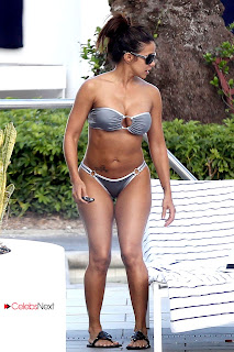 Vida Guerra Bikini Pictures at a Beach in Miami  0001.jpg