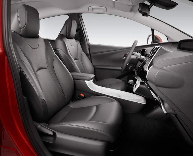 Novo Toyota Prius 2016