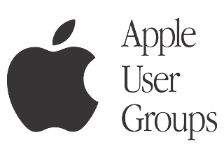 Apple user groups Logo Vector download free