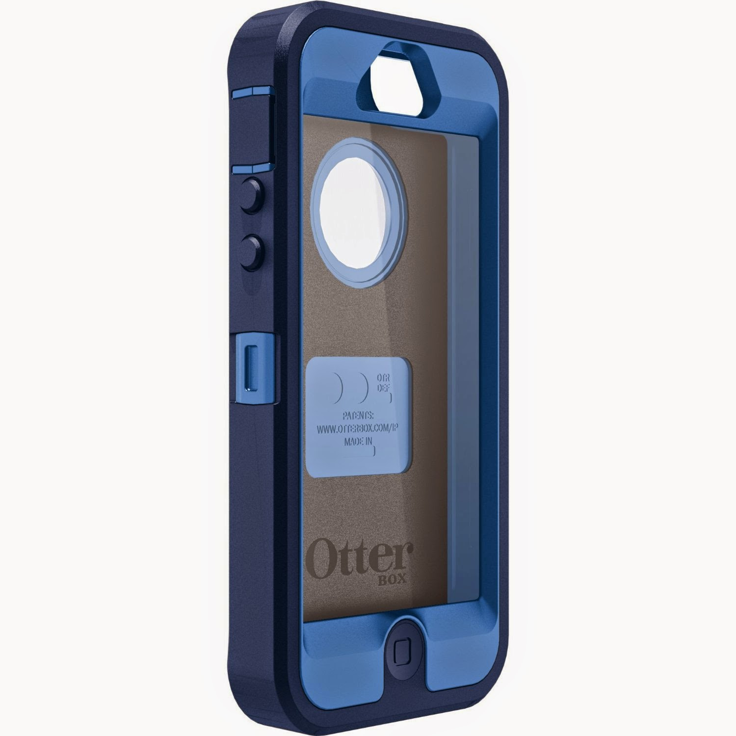Bluenavy Case For Iphone 5 Otterbox Defender Series Otterbox