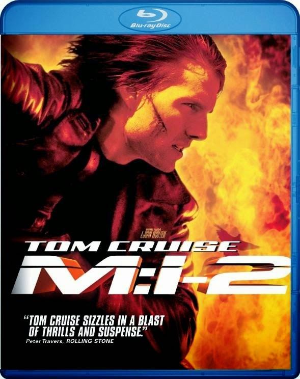 Mission: Impossible 2 2000 ฝ่าปฏิบัติการสะท้านโลก
