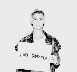 Lirik dan kunci gitar Justin Bieber - Love Yourself