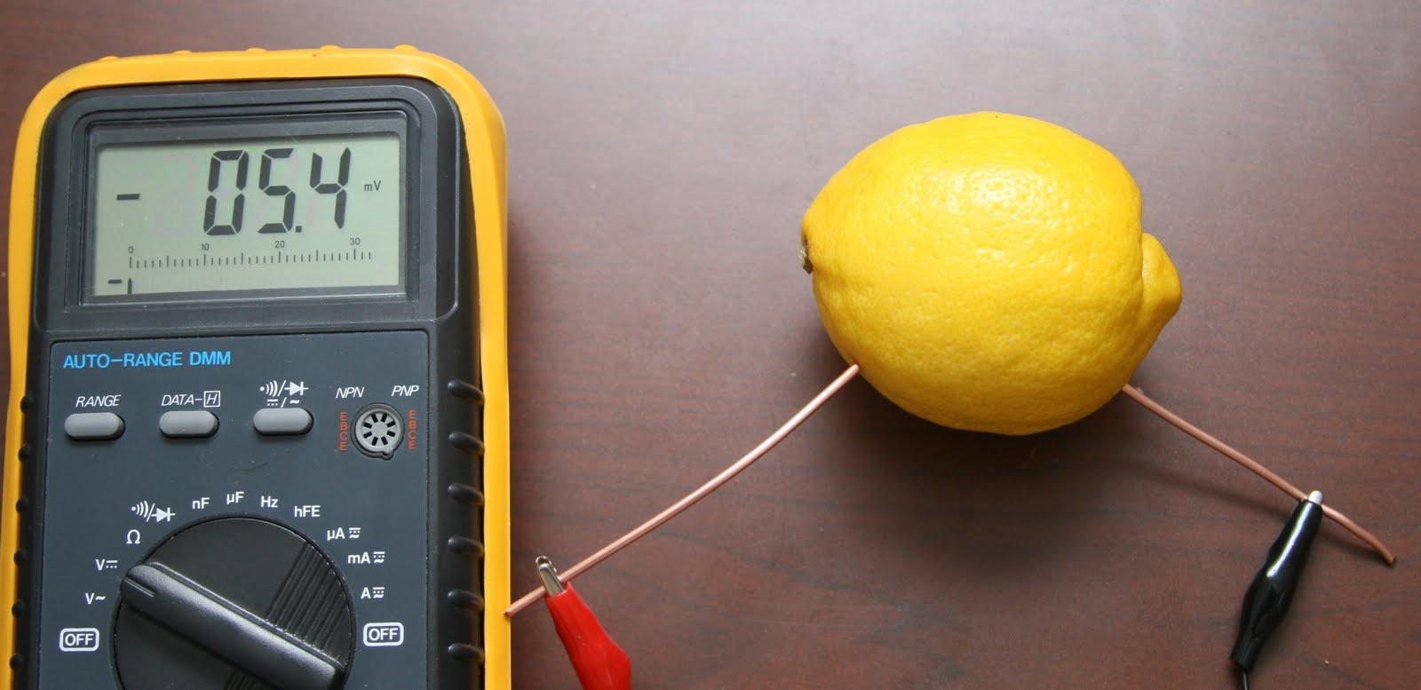 Lemon Circuit Zinc Graphite Worksheet And Wiring Diagram Electriccircuitprojectideas Electric Science Project Joel Avrunin S Effective Bits Of Knowledge Batteries From Lemons Rh Effectivebits Net Build A Paper