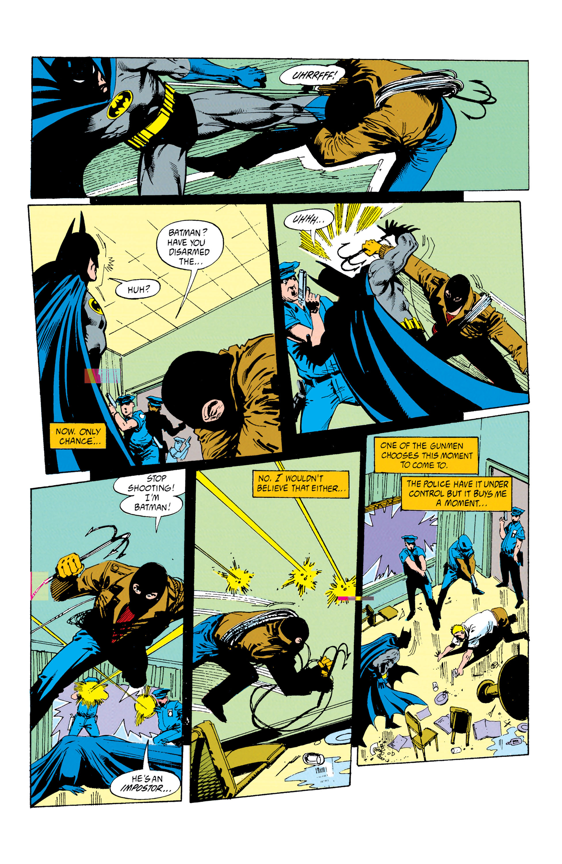 Detective Comics (1937) Issue #633 Page 16
