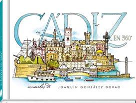Libro de acuarelas de Cádiz