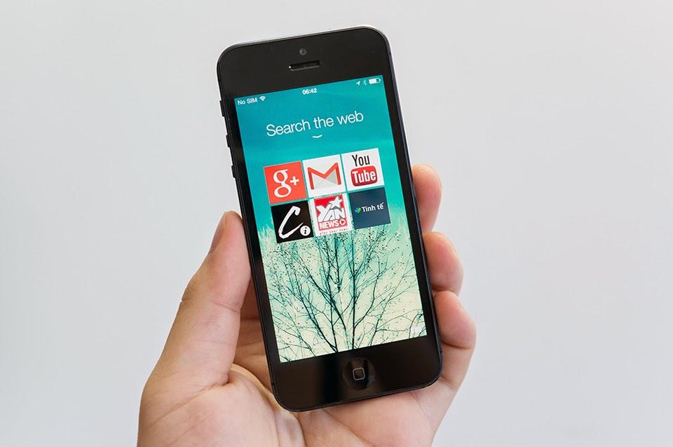 Ra mắt trình duyệt Opera Coast dành cho Iphone