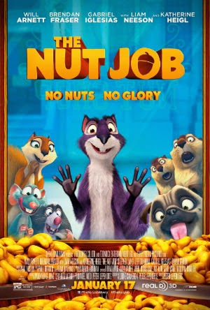 FOTO FILM THE NUT JOB TERBARU