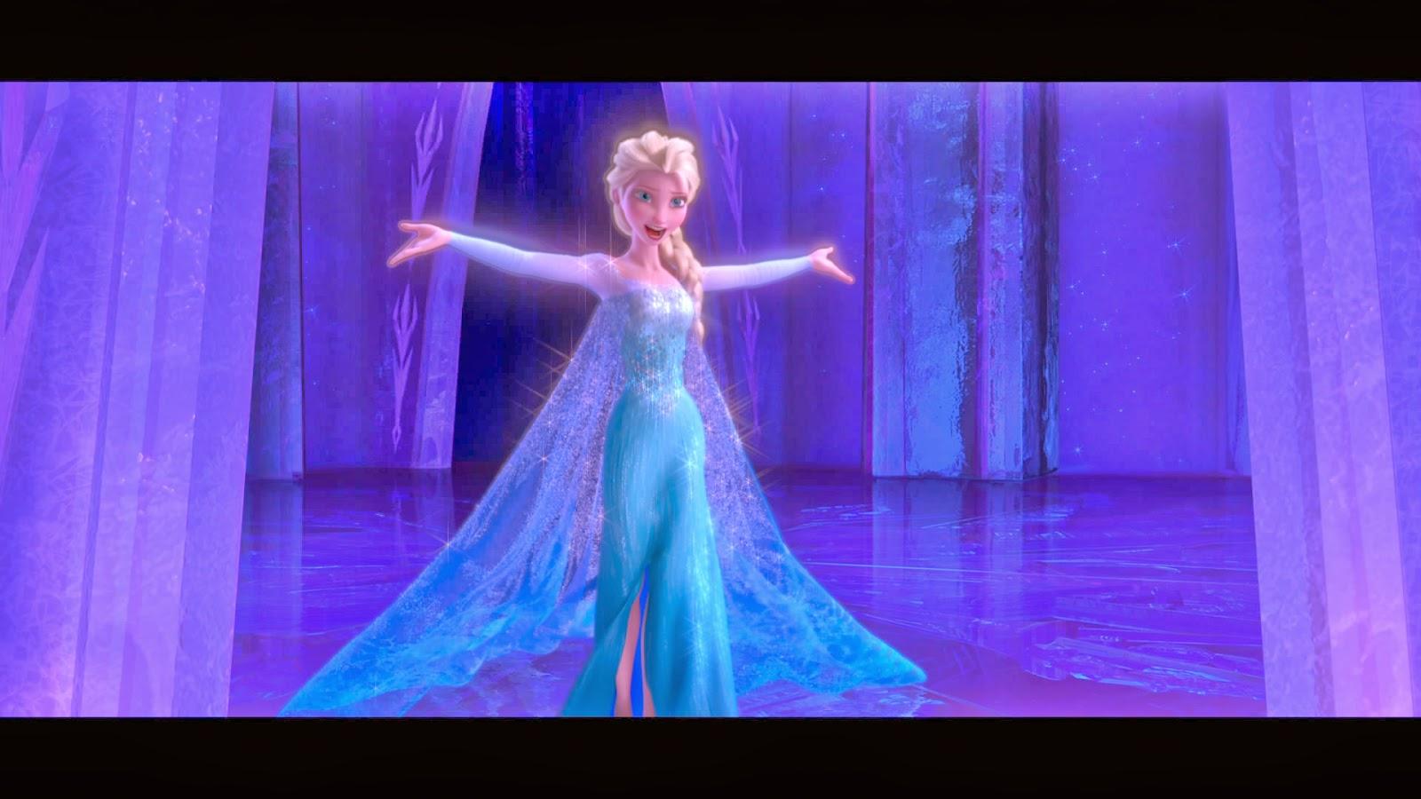 Let It Go Frozen Movie