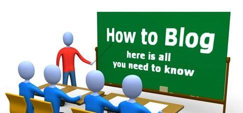 Cara Mengganti Template - Mengubah Tampilan Blog