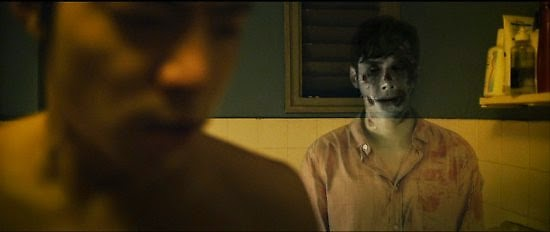 In The Dark 2014 malaysia movie still ghost