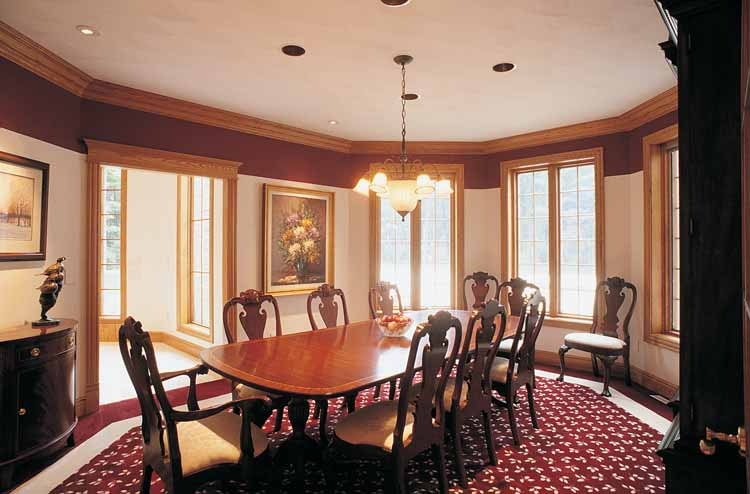 European dining room design home design ideas and for Alternative ideas for formal dining room
