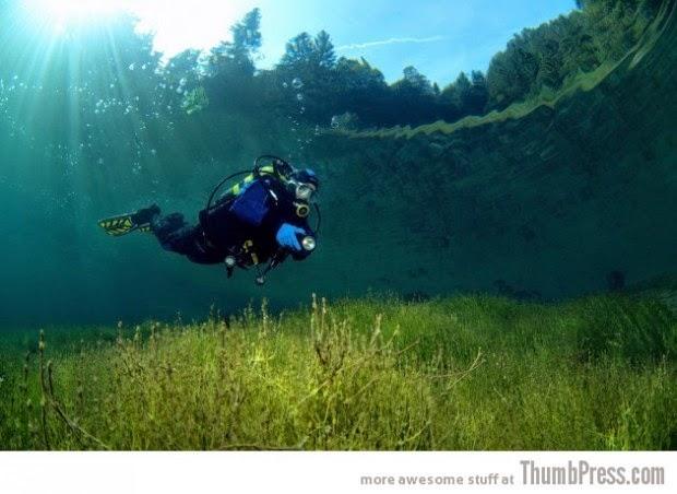 Lake Sameranger in Tyrol, Austria picture