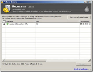 How to Recover Deleted Files with Free Software
