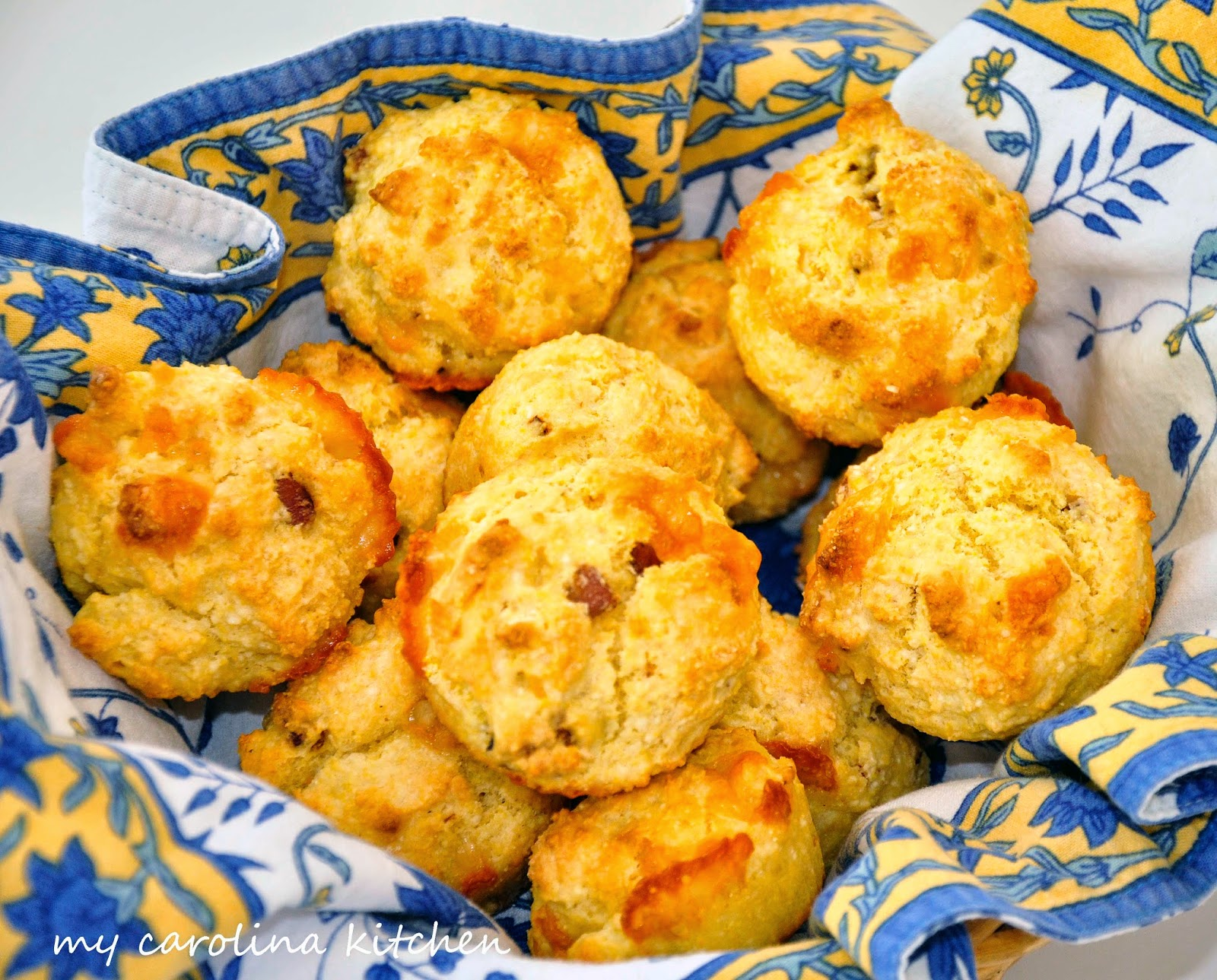 ... Kitchen: Hearty Ham and Cheese Muffins for On-the-go Breakfasts