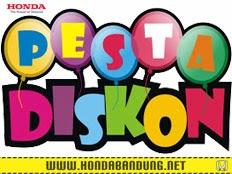 Promo Diskon Honda Bandung