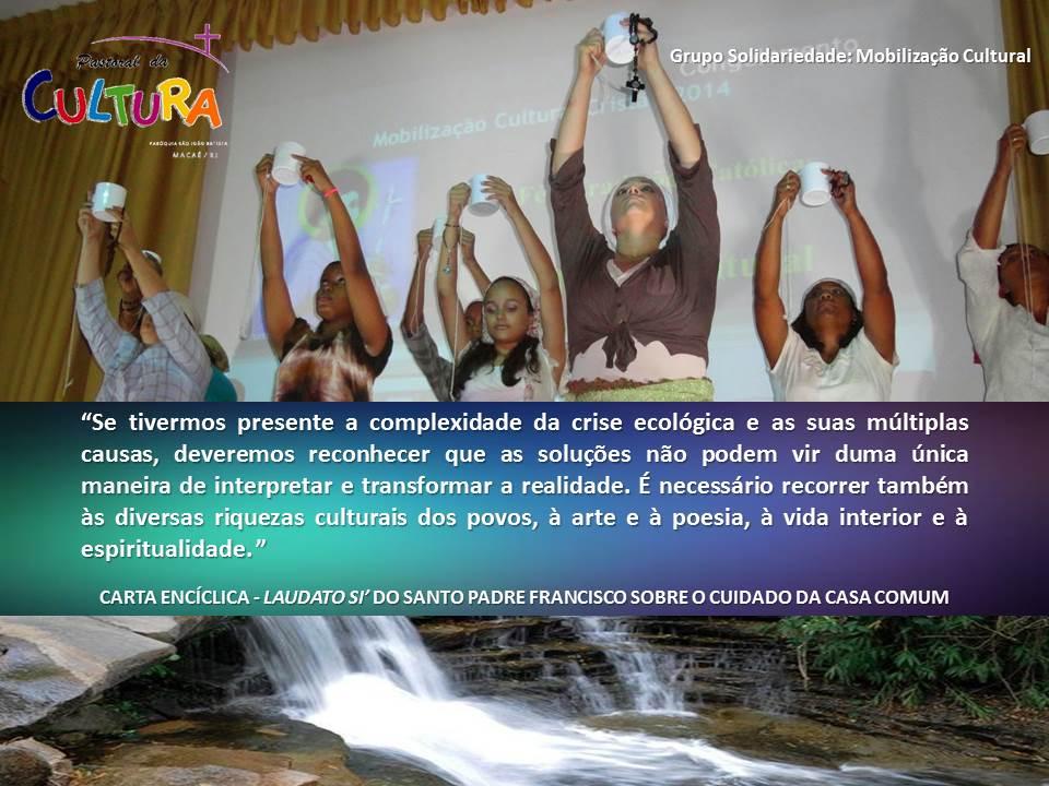 Cultura nos biomas brasileiros!