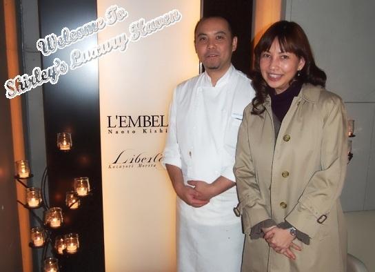 l'embellir naoto kishimoto luxury haven
