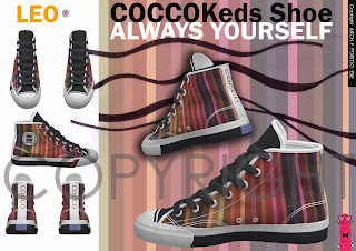 """Leo "" CoccoKeds Shoe"